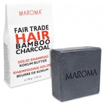 Charbon Shampoing solide